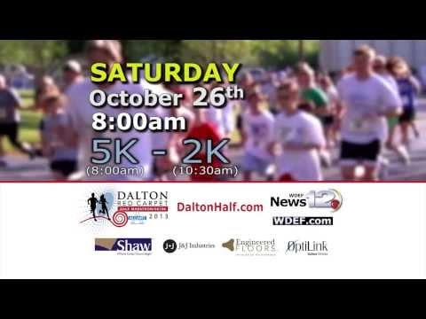 Dalton Half Marathon 2013