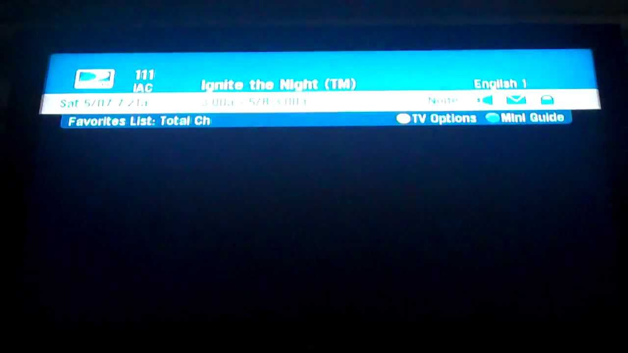 Channel Surfing At Home (DirecTV Portland) (5/7/11) image