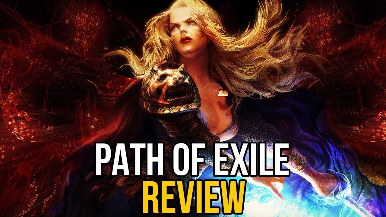 Path Of Exile Free Mmorpg Game Review 2014 Youtube