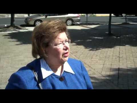 Single Payer Action Confronts Senator Mikulski