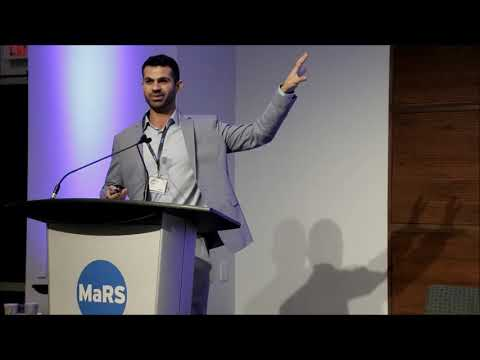 Peytech president and CEO Peyman Moeini - Innovation Presentation - 2018 Progressive Mine Forum
