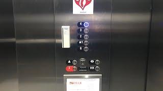 Otis Gen2 Elevator (Car 2) at H.J. Patterson Hall, University of Maryland, College Park, MD