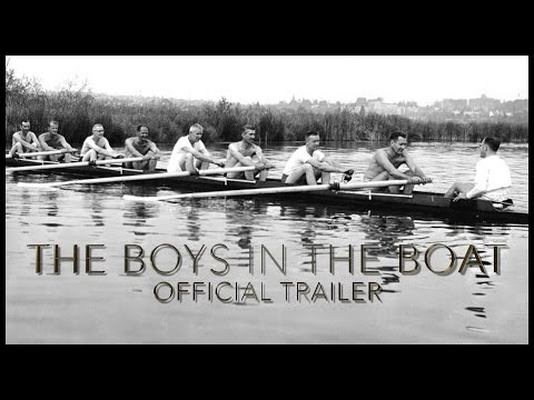 The Boys in the Boat - Official Trailer (HD)