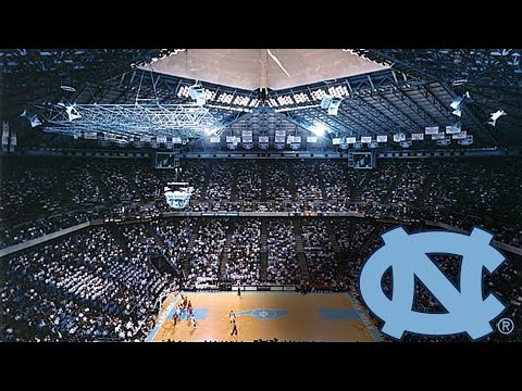 Dean Smith Center Opening: UNC vs. Duke - Jan 18, 1986