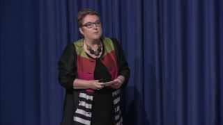 Spreading the greater good through art: Rosemary Hill at TEDxMiltonKeynes