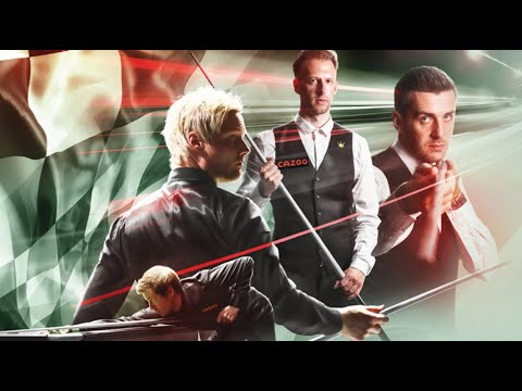 Cazoo Series | The Eight Tour Championship Contenders | Monday, ITV4