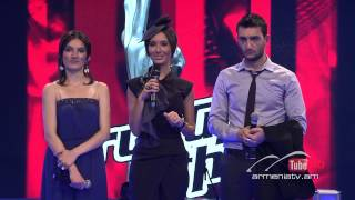 Download Vahe vs. Veronika,Sorry Seems To Be The Hardest Word - The Voice of Armenia - The Battles – Season 3 Mp3 and Videos