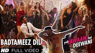 Batameez dil ( Yeh Jawani Hai Deewani ) Dance cover by Mark Patel