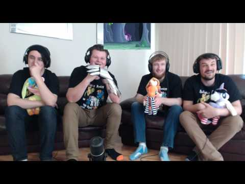 Australia Bronies React Celestial Advice & All Bottled Up Se