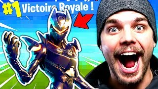 NEW SKIN OBLIVION on FORTNITE: Battle Royale!!