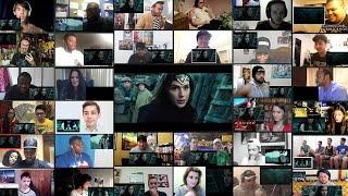 Wonder Woman Trailer 2 Reactions Mashup (50+ people)