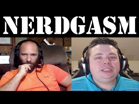 Barnacules Nerdgasm YouTube Star - Interview (Jerry Berg)