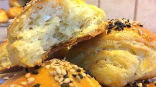 Булочки с сыром в духовке Быстро и очень вкусно Просто невозможно оторваться!