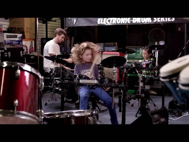 Hitman Drums HD-4 Kit video thumbnail