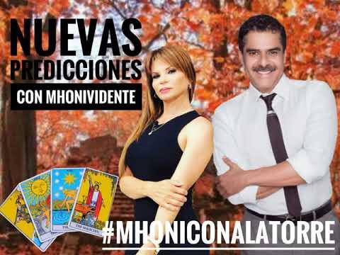 Mhonividente con Javier Alatorre 10/29/2019 PREDICCIONES Y MUCHO MAS