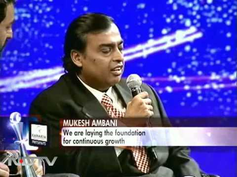 Business Leader of the Year: Mukesh Ambani