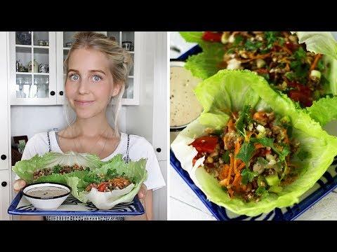 Raw Vegan San Choy Bow ✧ EASY + DELICIOUS