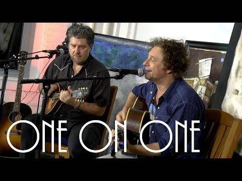 ONE ON ONE: James Maddock & David Immerglück October 19th, 2016 Outlaw Roadshow Full Session