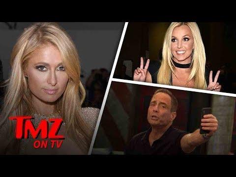Paris Hilton Thinks She Took The World's First Selfie! | TMZ TV