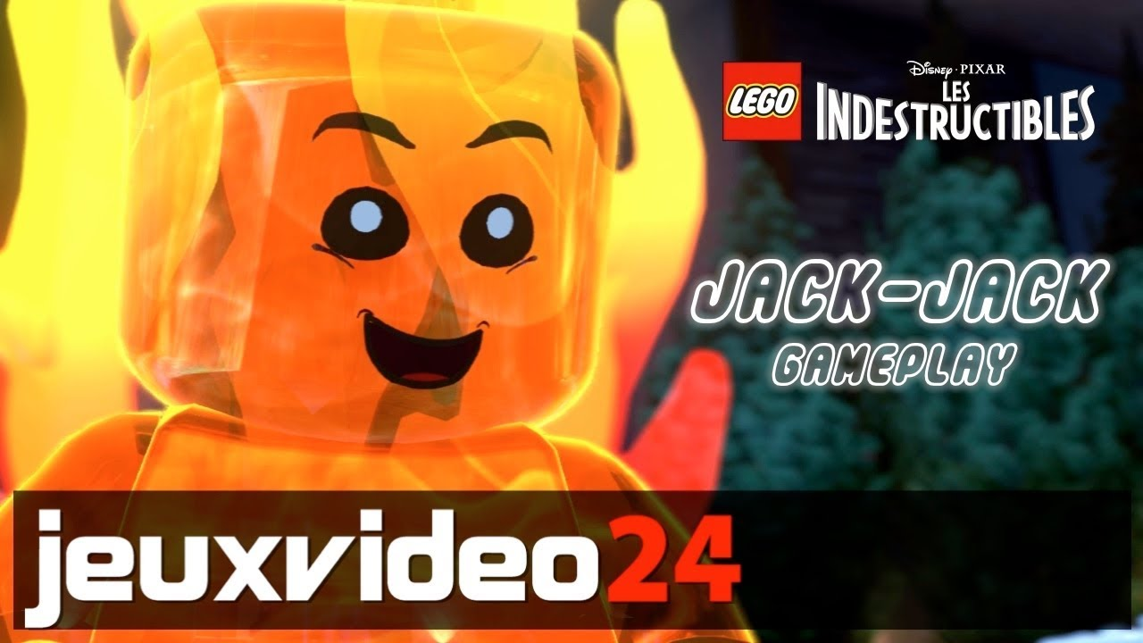 3b4c0c232bc28 LEGO Les Indestructibles - Bébé Jack Gameplay - YouTube