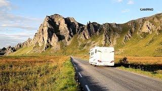 Lofoten, Hurtigruten och valsafari – Gone Camping i Norge