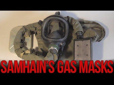 Обзор противогаза ПФЛ (Противогаз Фильтрующий Летный) | Soviet PFL gas mask for pilots