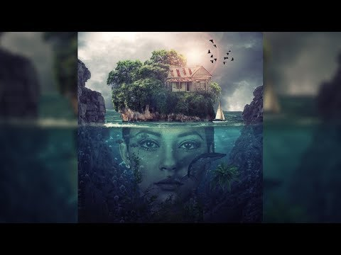 Fantasy island photo manipulation | photoshop tutorial cc
