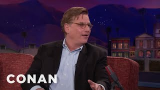 Aaron Sorkin Has Very Strong Opinions About Pop-Tarts  - CONAN on TBS