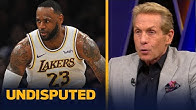 LeBron's leadership left a lot to be desired in loss to Mavericks — Skip Bayless | NBA | UNDISPUTED