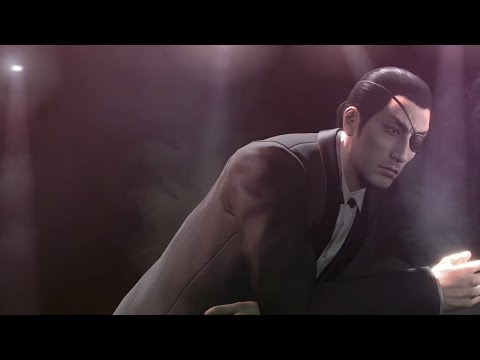 Yakuza 0 - Install Screen Extended (Reign Game Version)