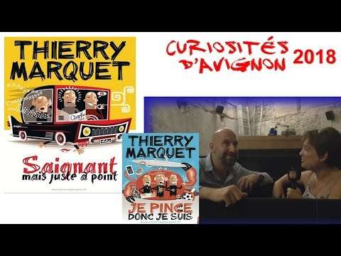 Curiosités d'avignon   Thierry Marquet