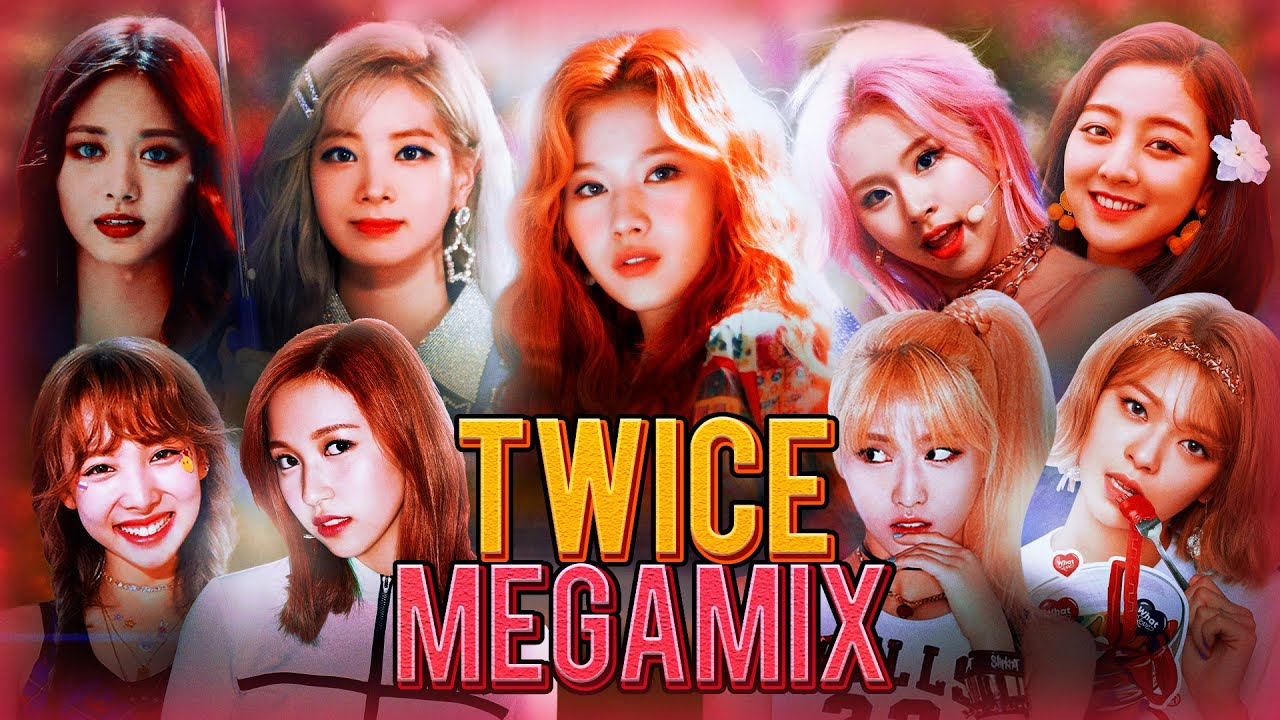 TWICE Megamix – All Songs Mashup (Korean + Japanese Title Tracks) [LOA – More & More/Fanfare]「2020」