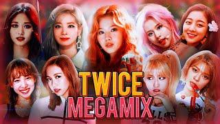TWICE Megamix - All Songs Mashup (Korean + Japanese Title Tracks) [LOA - More & More/Fanfare]「2020」