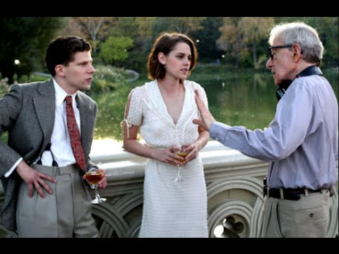 My Review Of Woody Allen's Film, CAFE SOCIETY Starring Kristen Stewart And Jesse Eisenberg