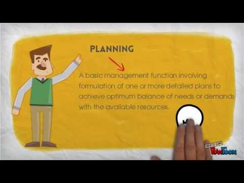 importance of planning and implementation