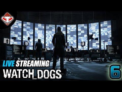 [LIVE] #6 Cari Markas Baru | WATCH DOGS (PC GAMES)