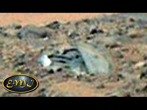 NASA Chief says Life on Mars - THE EVIDENCE - part 3 - Structures