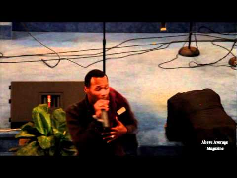 Micah Stampley- Desperate For You/Worthy Is The Lamb (Worship)