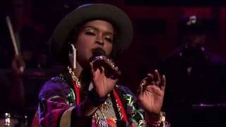 "Lauryn Hill ""Doo Wop (That Thing)"" 06/14"