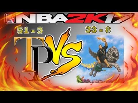 NBA 2k17 Team Photo vs Suuuuuuh Dude