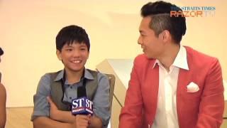 Child actor stripped for shower scene (Ilo Ilo Pt 2)