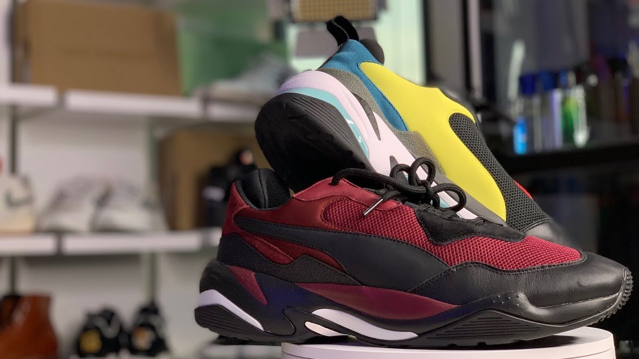 377db8bcb PUMA THUNDER SPECTRA REVIEW (+ANOTHER SNEAKER UNBOXING) - YouTube
