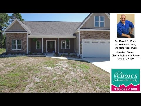 206 Quailwood Court, Cape Carteret, NC Presented by Jonathan Strader.