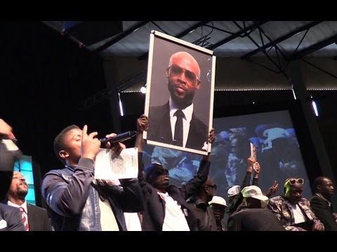 Remembering Mandoza: 'Tsotsi Yase Zola' laid to rest