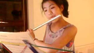 Grade 5 Flute 2008 2013, Prelude No 6 Six Preludes, Op  23 by Lennox Berkeley, Jasmine Lau