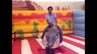 rodeo game fail
