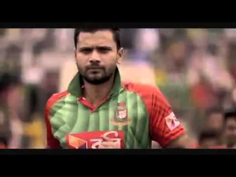 Robi New TV Add Sate Bangladesh Cricket Team