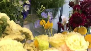 색감 너무 예쁜 꽃이 한가득한 시현화 플라워 송도꽃집 …