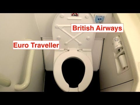 [✈︎TRIP REPORT✈︎] British Airways || Euro Traveller + LOUNGE || Stockholm to London