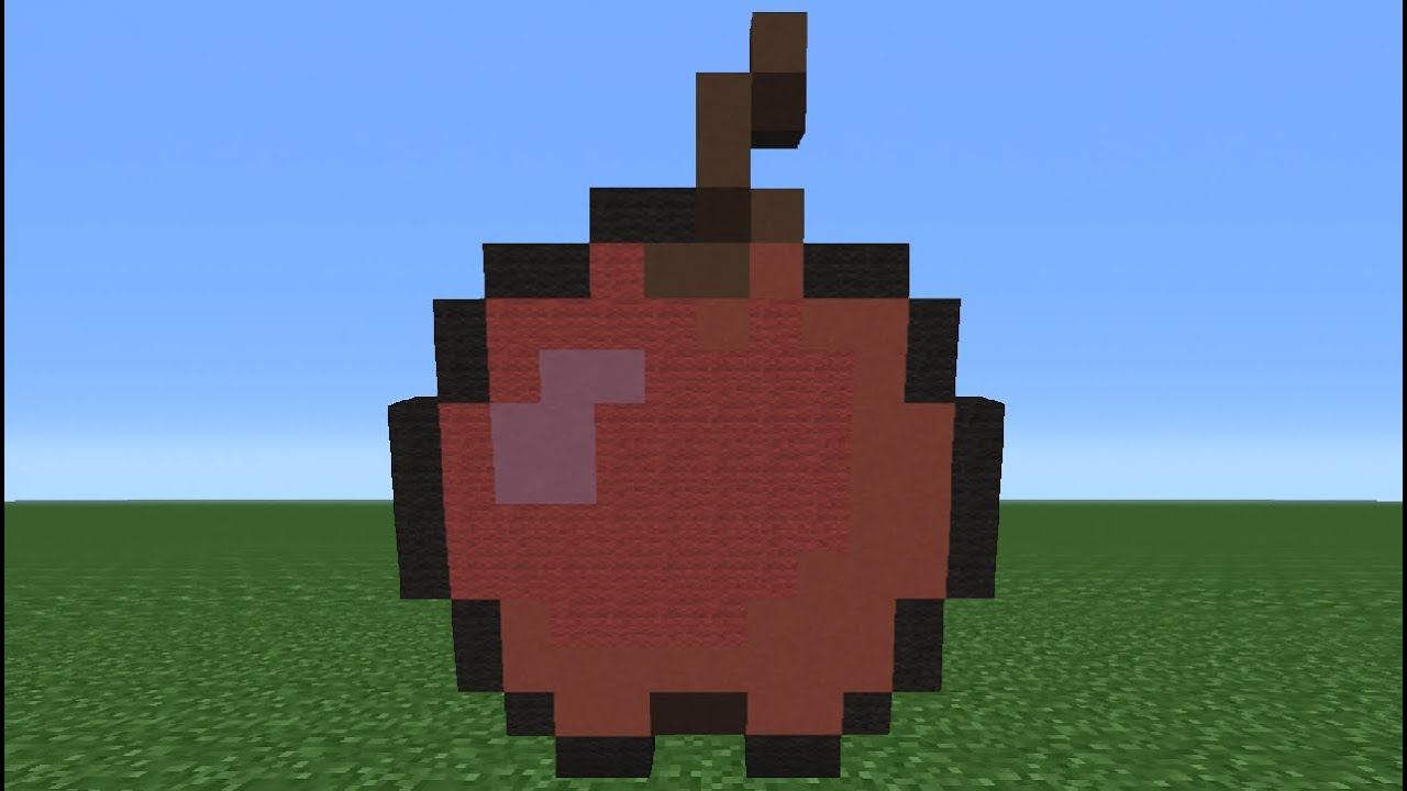 How to make an apple in Maynkraft